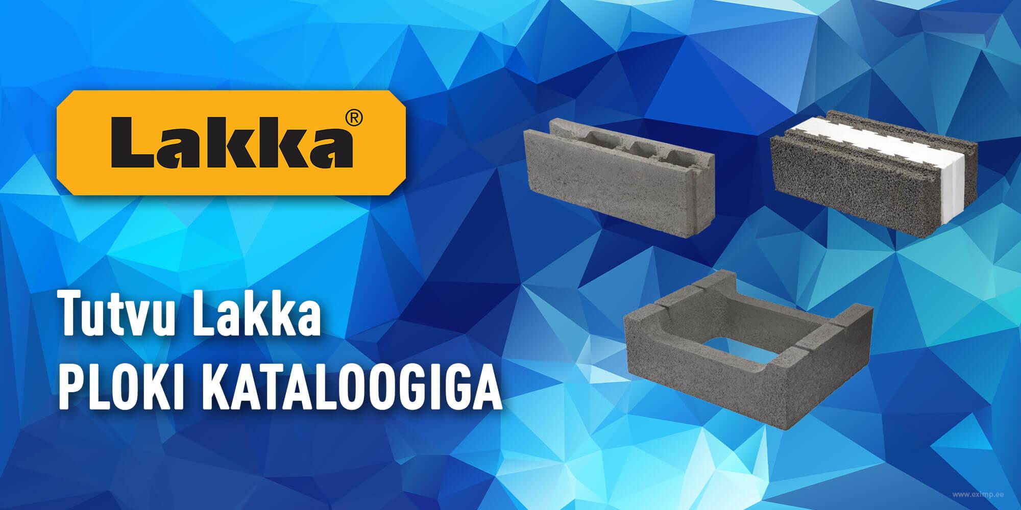 Lakka-Bloki-kataloog