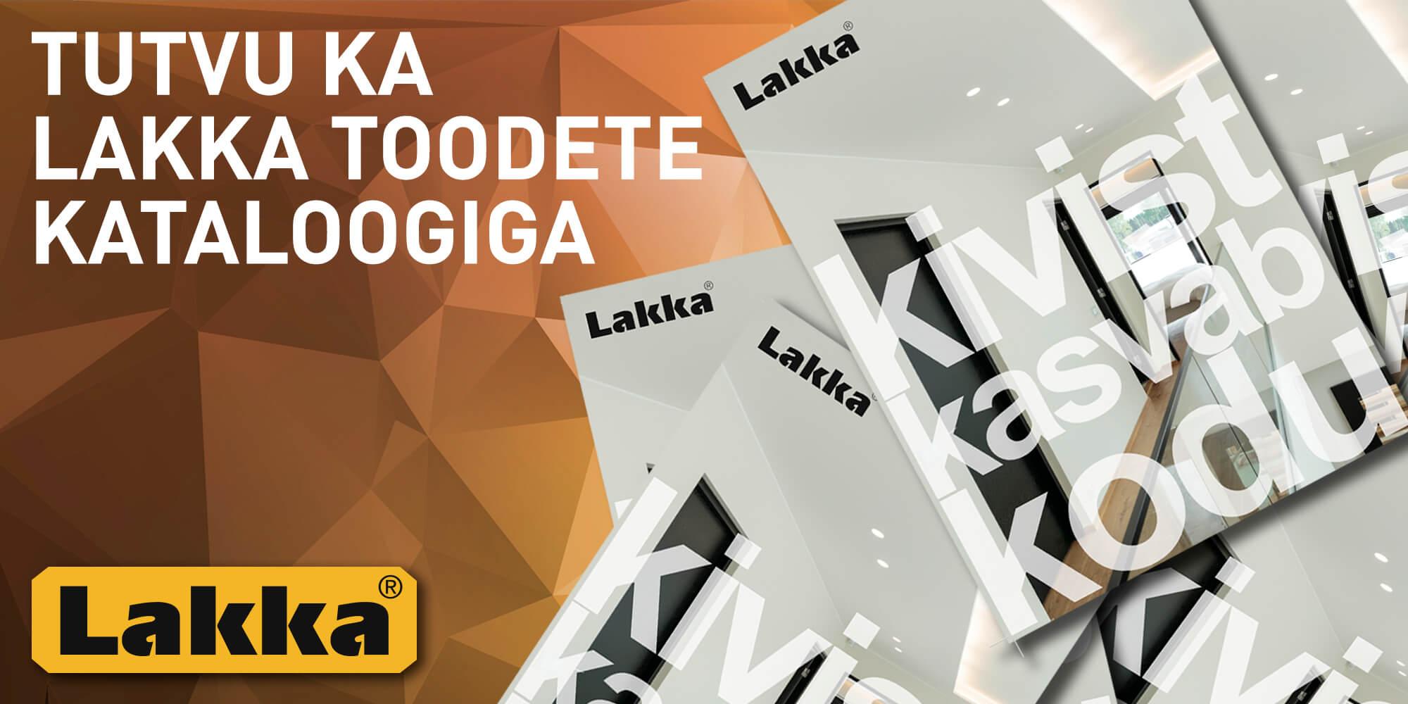 Lakka-TUTVU-KATALOOGIGA